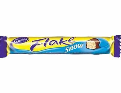Image result for cadbury snowflake