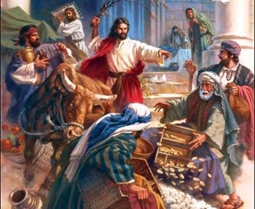 Day 2 of Holy Week: Jesus Clears the Temple | Toluna