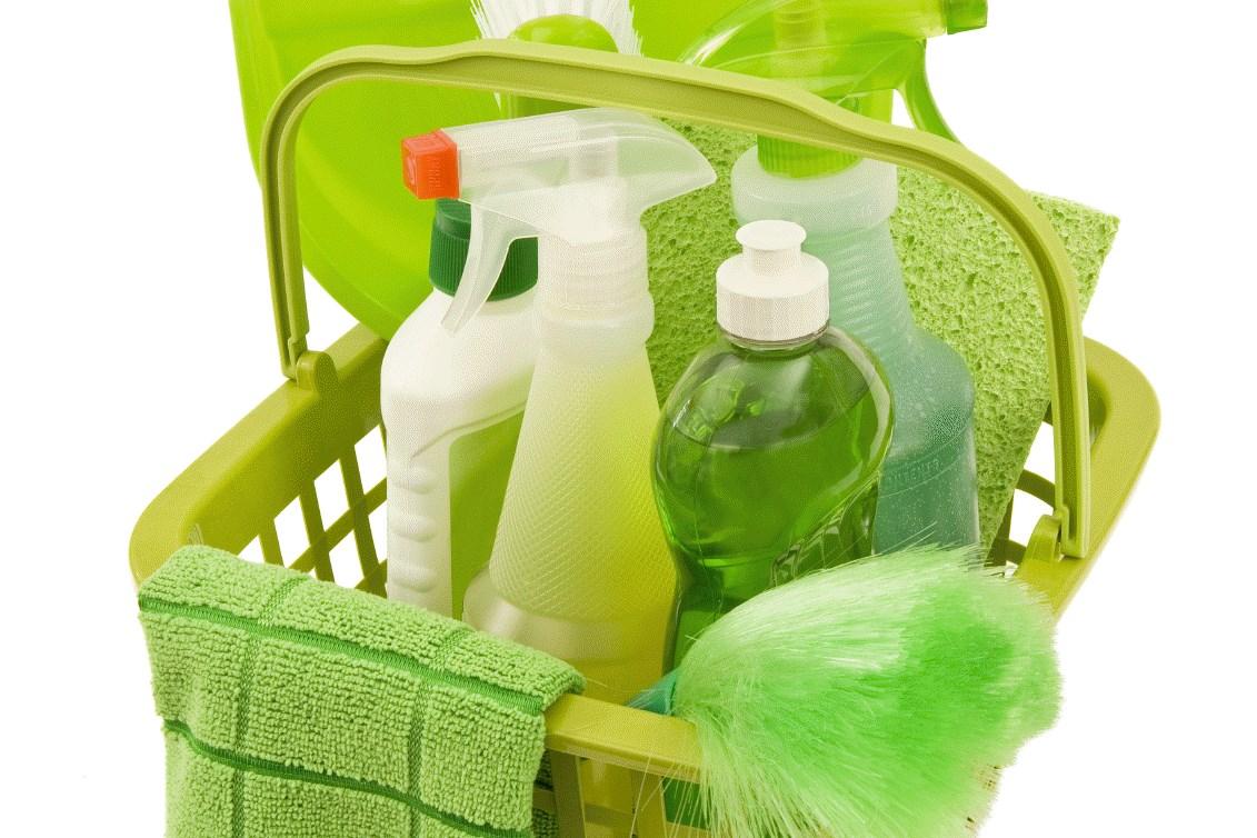 Побутова хімія для ідеальної чистоти