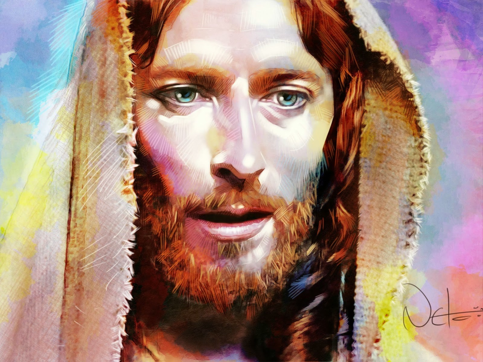 imagen de jesus - HD1600×1200