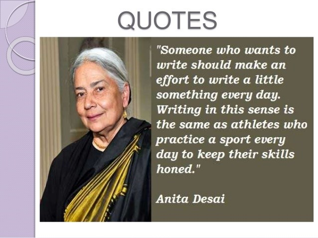 phd thesis on anita desais novels Books booksgooglecom - feminism is a rapidly developing critical ideology of great promise it has evolved into a philosophy encompassing diverse fields of human activity in society.