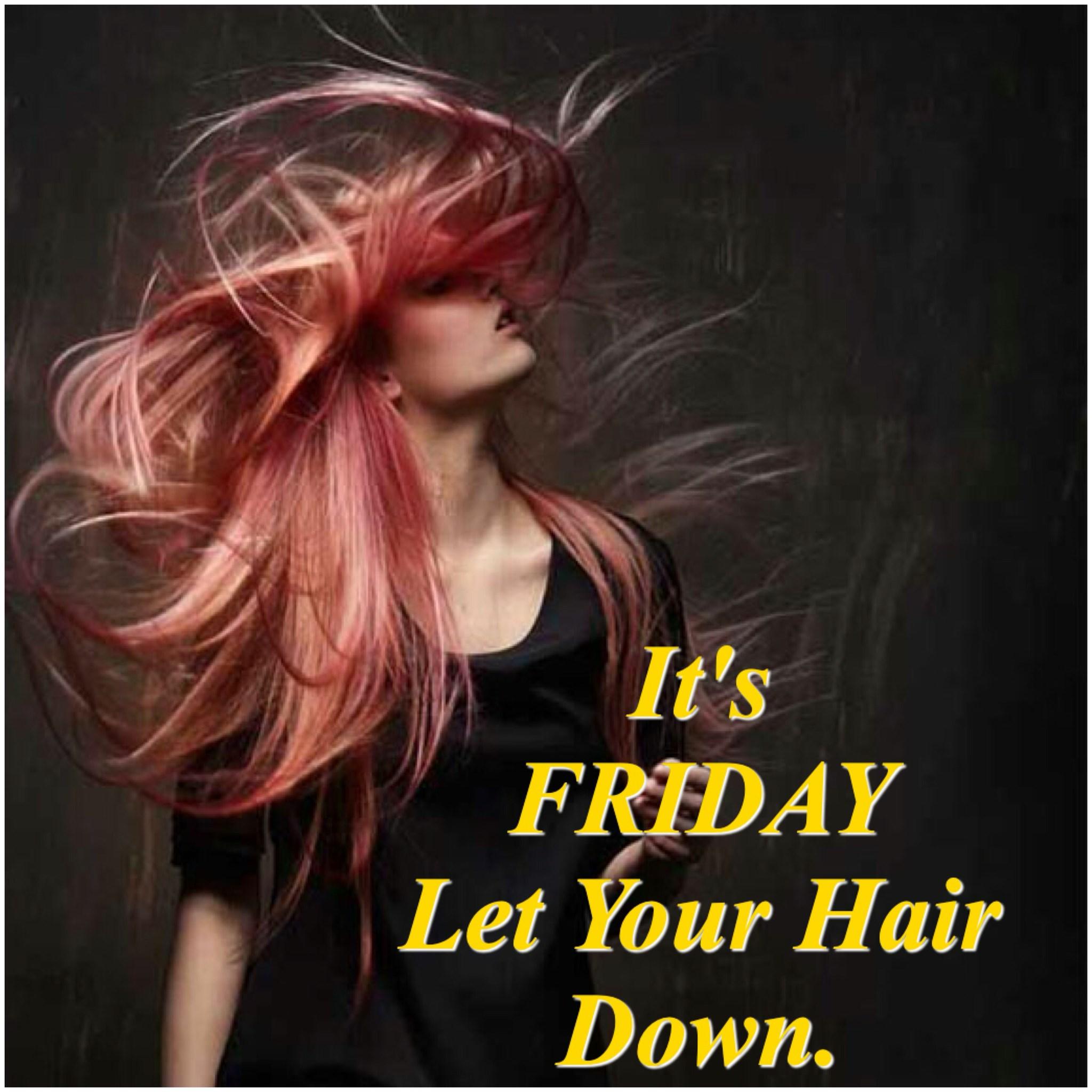 LET YOUR HAIR DOWN! | Toluna