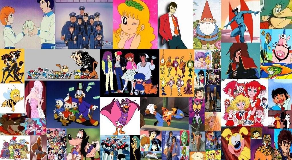 Quale cartone animato anime anni ti piaceva toluna