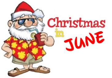 Christmas Music Station.June 25th Our Radio Station Played One Christmas Song An