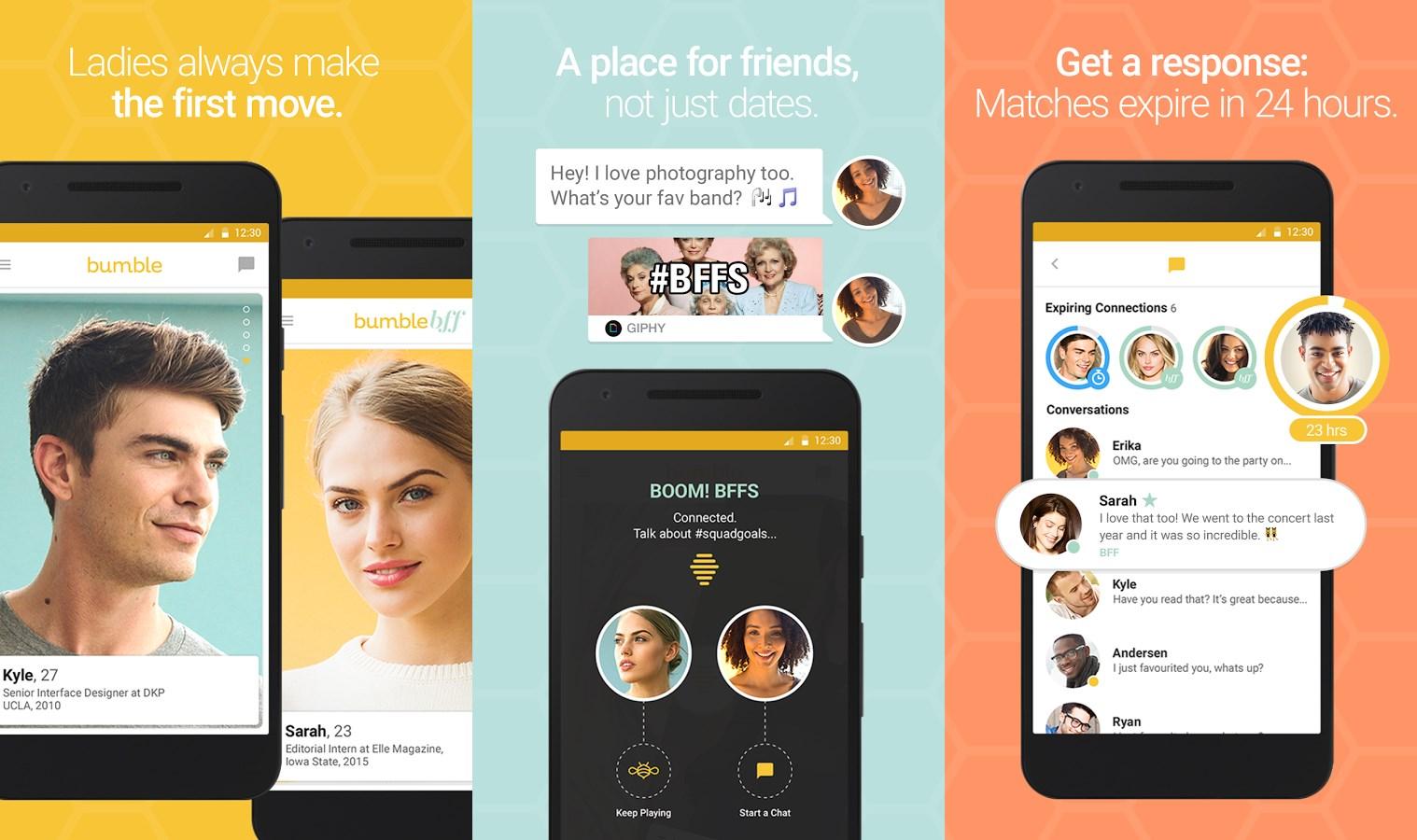 La dating apps