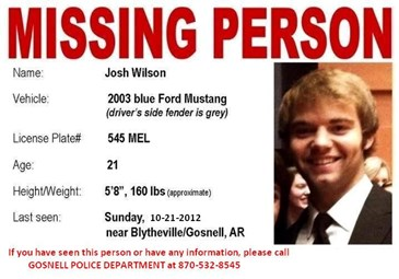 Have you ever had to file a Missing Person Report on a Loved