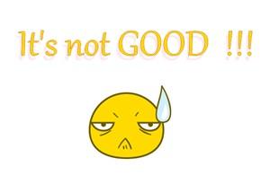 Not good — img 5