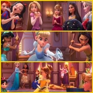 Você gostou da idéia de se fazer um Crossover de todas as princesas ... 0193b8aab7