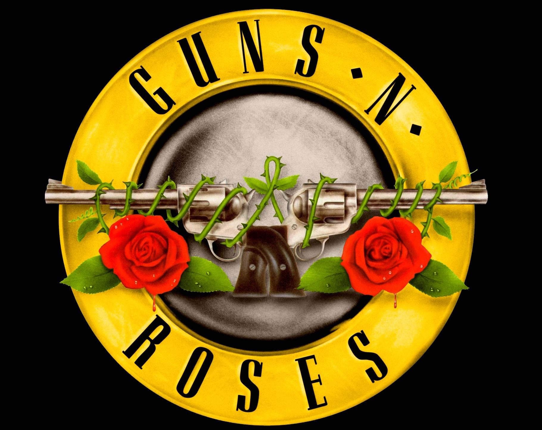 guns n roses logo - HD1600×1443