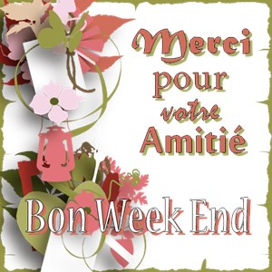 Bon Week End à Tous Bisous Toluna