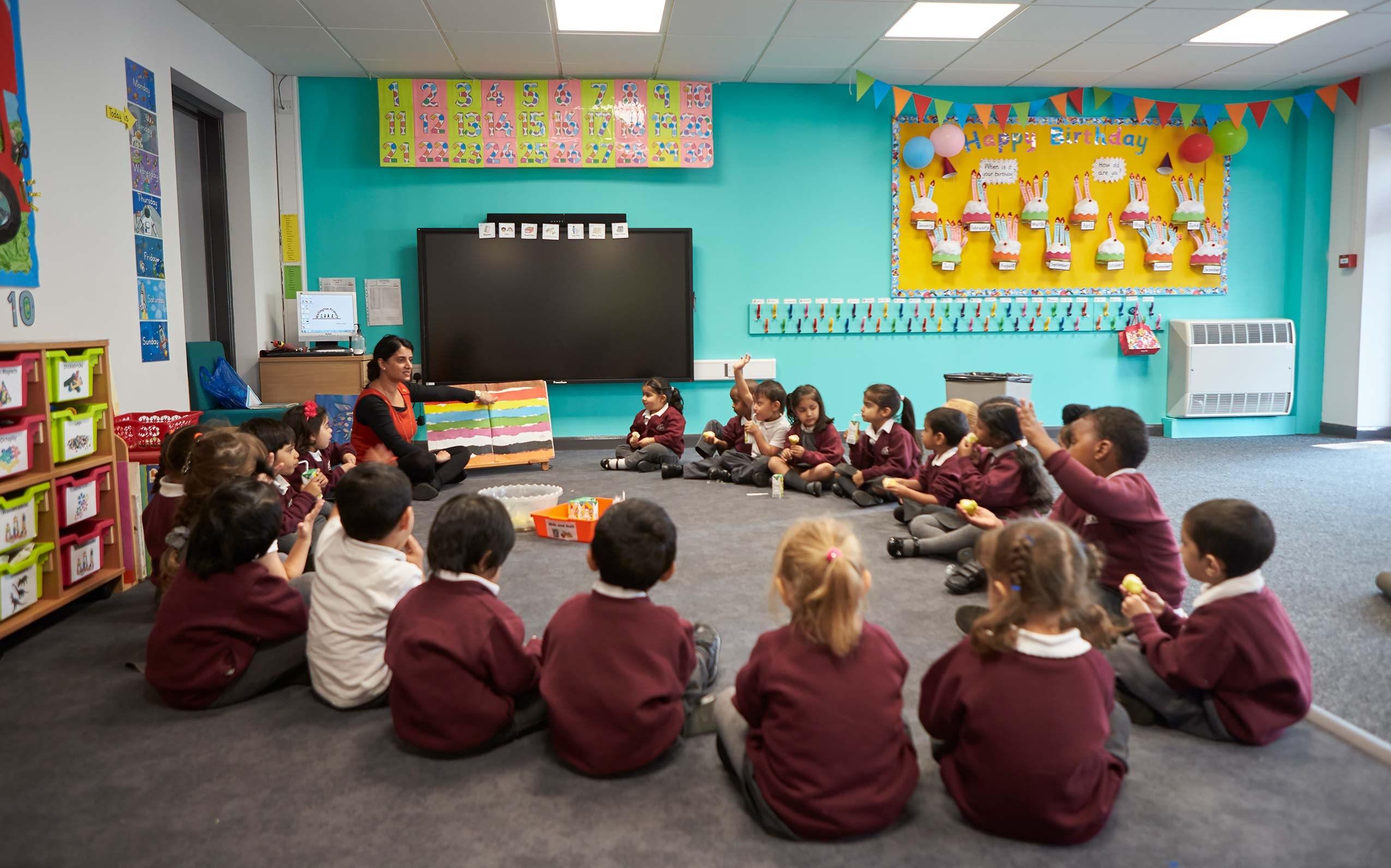 britain's biggest primary school