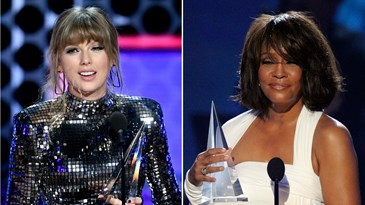 Do You Think Taylor Swift Is A Better Artist Than Whitney Houston And Why Toluna