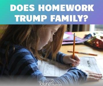 less homework for kids
