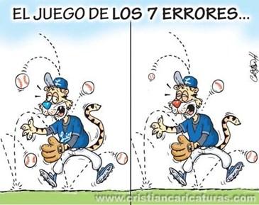 Los 7 errores