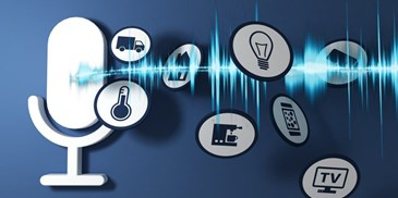 Voice technology is technology which you can use by speaking