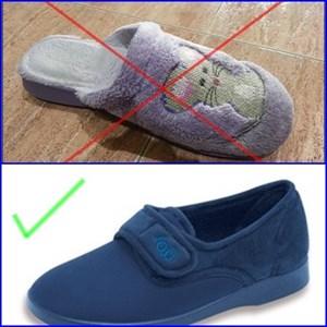 Cómo elegir calzado para los adultos mayores | Toluna