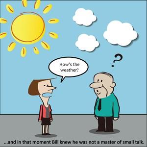 Small Talk Talk ? Conversation topics   | Toluna