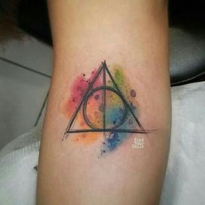 Significado De Tatuaje Triángulo De Harry Porter Toluna