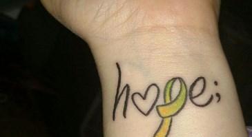 Significado De Tatuaje Punto Y Coma Toluna