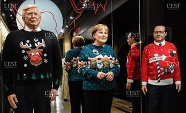 D'où vient la tradition du pull moche de Noël ?   Toluna