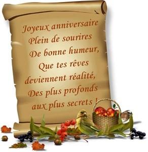 Anniversaire Du Jour Joyeux Anniversaire A Saint Michel Toluna