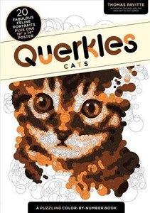 Have You Ever Tried Querkles The New Colouring By Numbers Books