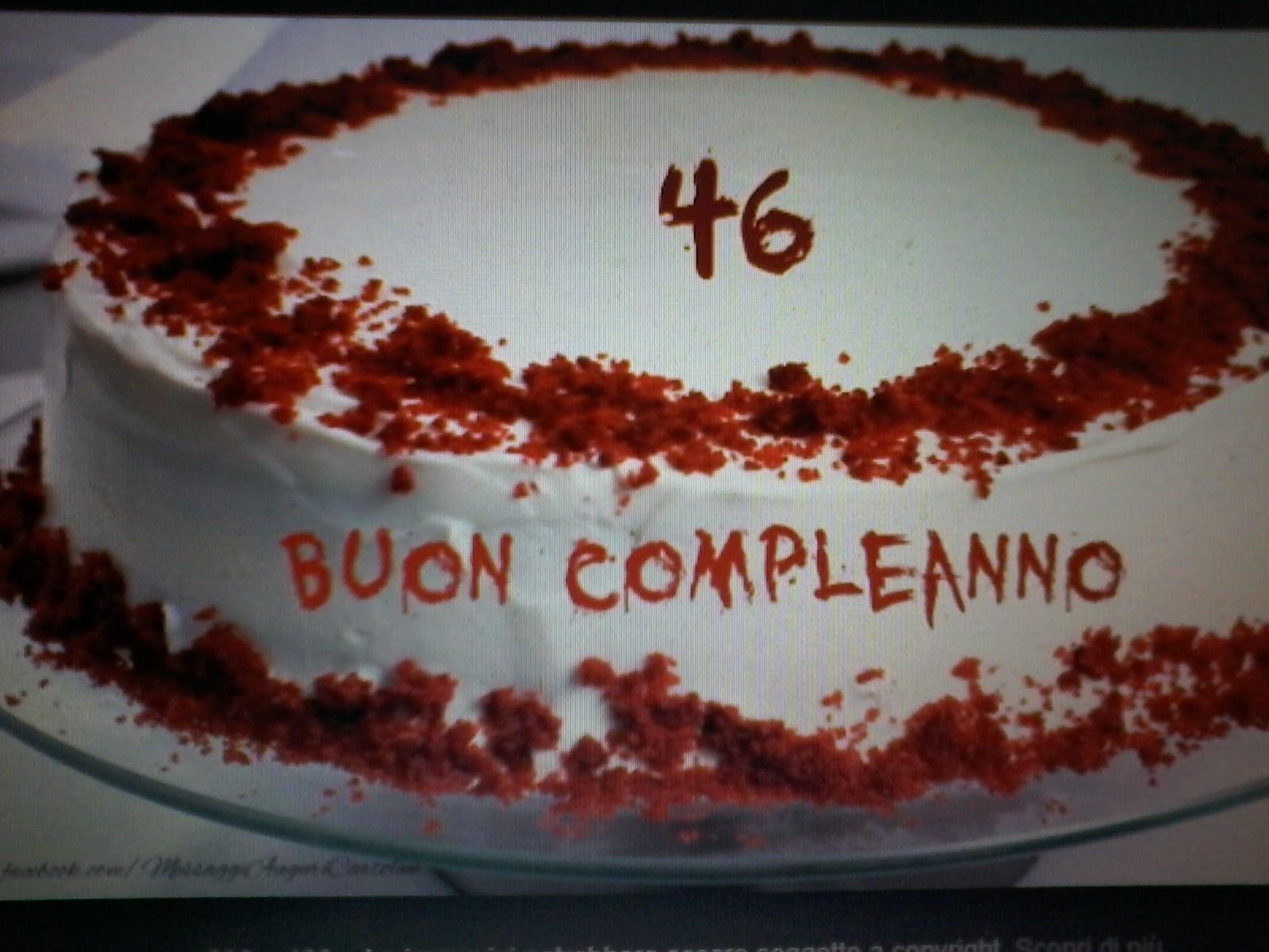 Auguri Buon Compleanno 46 Anni.A U G U R I Buon Compleanno Ste 9810103 Toluna