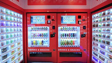 What Is The Most Unbelievable Vending Machines In Singapore You