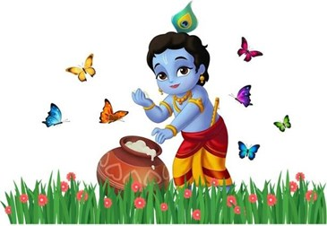 Cute Baby Krishna Toluna