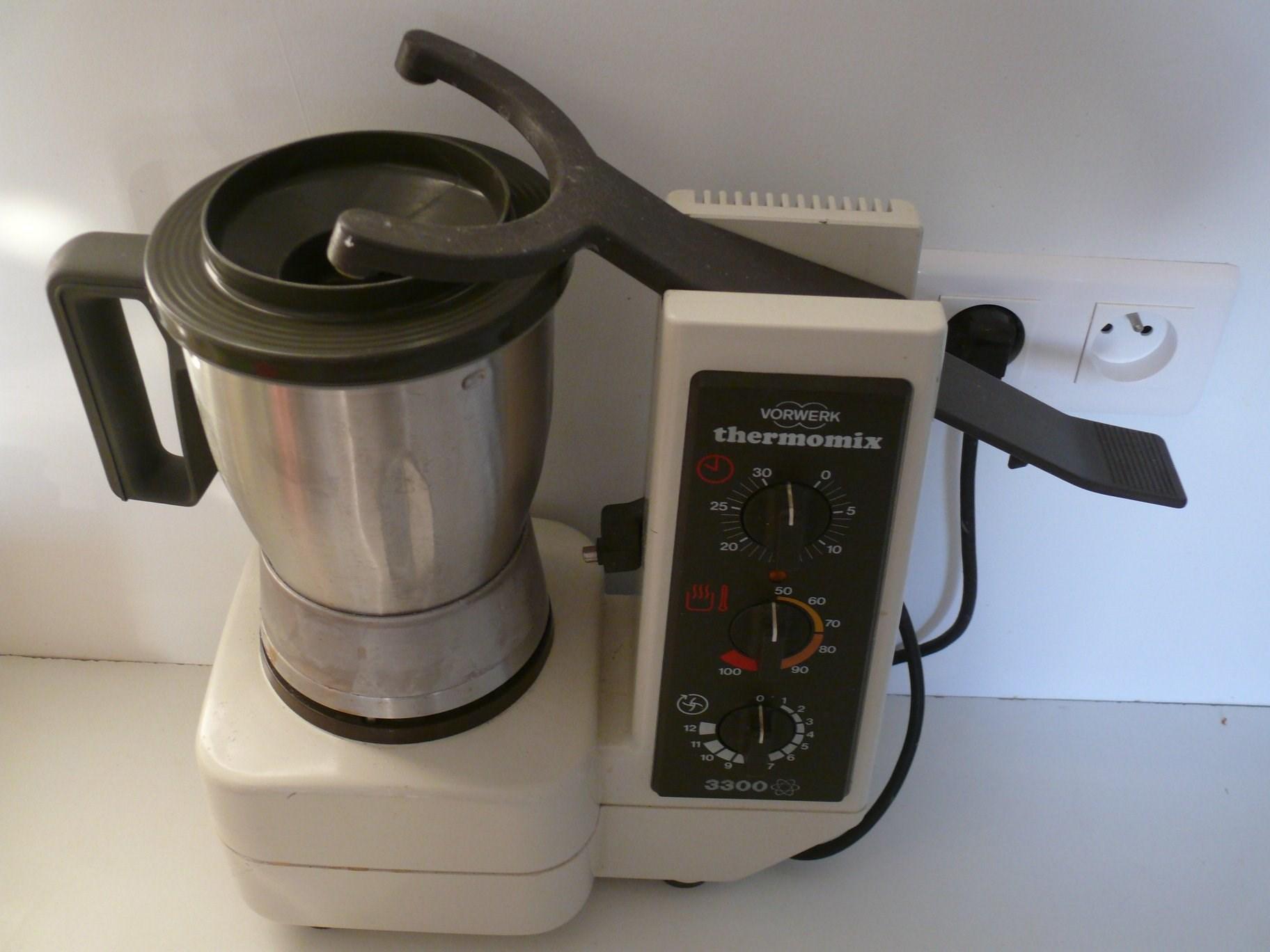 Thermomix 3300 Le Bon Coin robot lidl | toluna