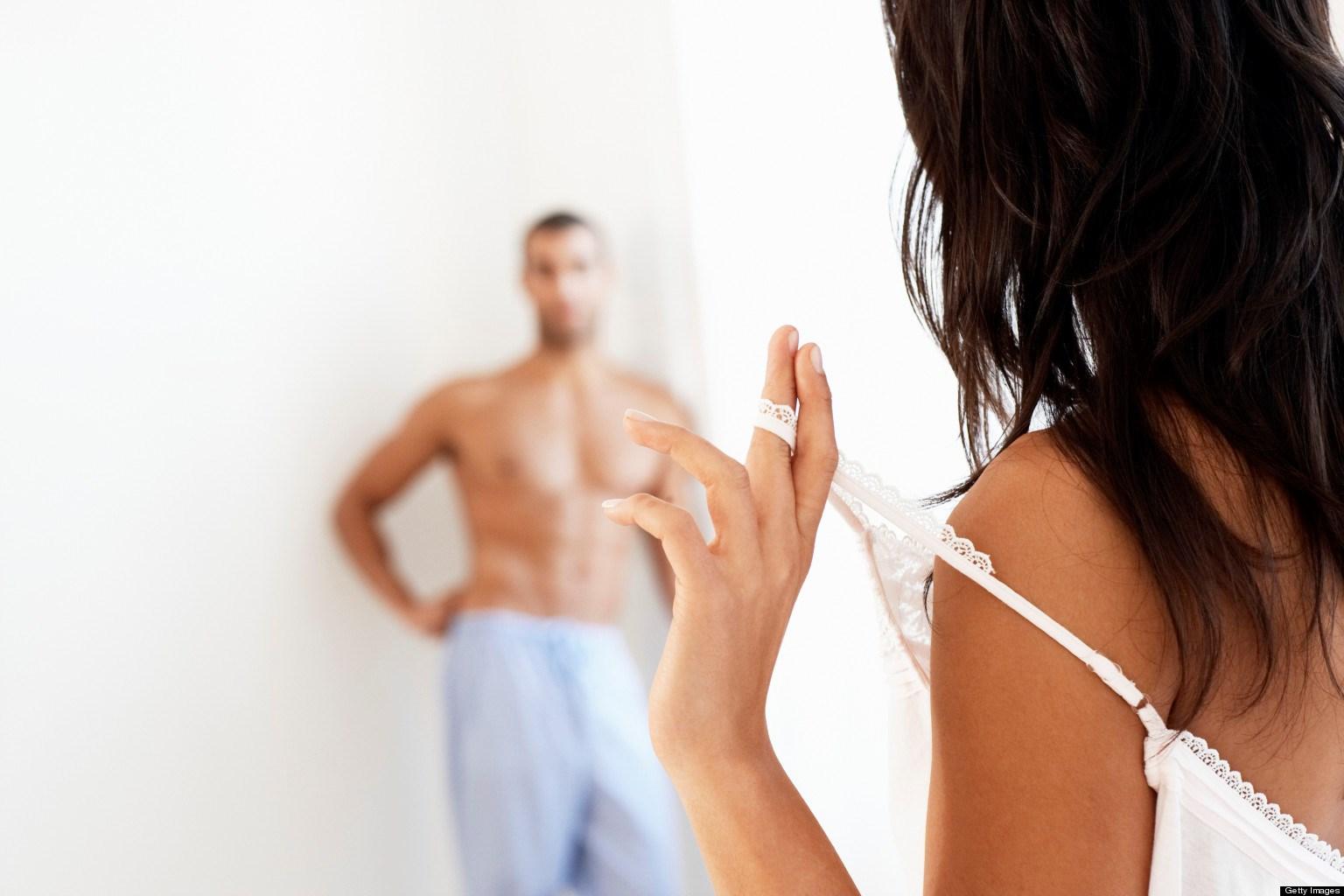 как понизить уровень сексуальности у мужчин пыталась сопротивляться